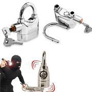Ổ khóa chống cắt trộm cao cấp kinbar có còi báo động – 101A