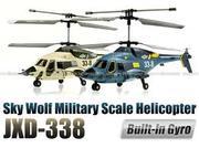 Trực thăng mini Skywolf 33-8