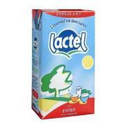 Sữa tươi Lactel nguyên kem 1l