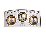 Đèn sưởi nhà tắm 3 bóng Saiko BH-3826H