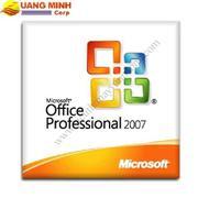 Microsoft® Office Pro 2007