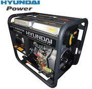 Máy Phát Điện Diesel Hyundai DHY 4000LE-3KW