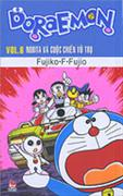 Doraemon - Vol 6 - Nobita và cuộc chiến vũ trụ