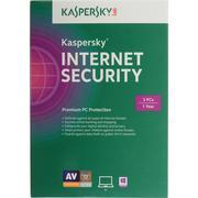 Phần mềm diệt virus Kaspersky Internet Security 2015 3PCs/1 năm