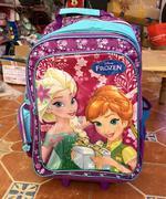 Balo Kéo Disney Frozen Summer Tiểu Học Tím
