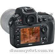 Máy ảnh Nikon D800E Digital SLR Camera Body Deluxe Kit