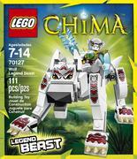 Lego Chima 70127 - Sói Huyền Thoại