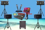 Bộ dàn karaoke gia đình HO 10