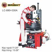 Máy ra vào lốp xe con Bright LC-890+330A