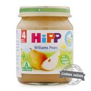 Thực phẩm dinh dưỡng lê Williams HiPP 125g