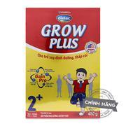Sữa bột Vinamilk Dielac Grow Plus 2+ từ 2 - 10 tuổi 400g
