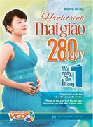 Hành trình thai giáo - 280 ngày mỗi ngày đọc 1 trang