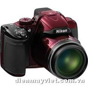 Máy ảnh Nikon COOLPIX P520 Digital Camera (Red)     Mfr# 26398