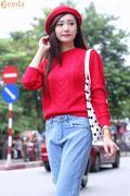 Áo len nữ Zara Basic - AL285-04