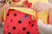 Váy bầu kết hợp cho con bú Orange MB102