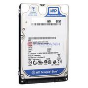 Ổ cứng WD Scorpio Blue 500GB, 2.5
