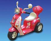 Xe máy trẻ em 7377 cho bé gái từ 1 - 8 tuổi