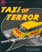 Taxi Of Terror (Oxford Bookworms Starters, 250 headwords, Truyện Tranh)