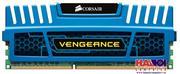 RAM Corsair VENGEANCE 4GB (1x4GB) DDR3 Bus 1600Mhz (Màu Xanh) - (CMZ4GX3M1A1600C9B)