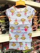 Bộ quần áo Carter's cộc tay quần đùi mùa hè made in vietnam