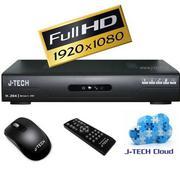Đầu ghi J-Tech AHD8216B 16 kênh