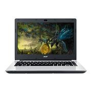 Máy tính xách tay Acer E5-471-38JU NX.MN6SV.002 14 inch Trắng