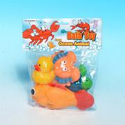 4c động vật biển tắm