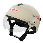 Mũ bảo hiểm Andes bóng - 108LE-tron-bong