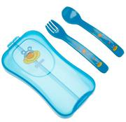 Bebe Dubon Fork and Spoon with Travel Case