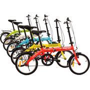 Xe đạp gấp fornix - FB1601- MIL14