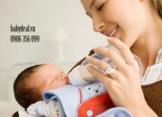 Bình sữa Avent màu thiết kế mới 2012 với hai màu xanh và hồng cho bé. Thiết kế mới với núm ty siêu m...