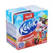 Sữa tươi Tatra Karavik 250ml (vị dâu)