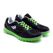 Giày Training Nam Prowin TM1401 - Đen/xanh lá