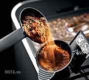 Máy pha cà phê tự động Jura Ena Micro 90 Silver P.E.P