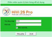 HiVi 2S Pro - Phần mềm bán hàng mã vạch phiên bản 2012