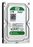 Ổ cứng WD HDD Caviar Green 3TB 3.5'' SATA 3/64MB Cache/ IntelliPower