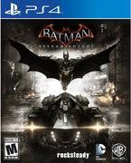 Đĩa game PS4 -  Batman: Arkham Knight