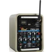 Thiết bị âm thanh di động không dây Vicboss PWA-103 UB DC