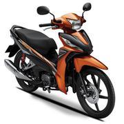Xe máy Honda Wave Rsx Fi 110Cc (Cam đen)