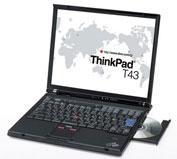 Laptop IBM ThinkPad T43 1871 38A
