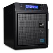 Ổ lưu trữ mạng (NAS) Western Digital Sentinel DS6100 12Tb Gigabit Ethernet x2, USB 3.0 x4, USB2.0...