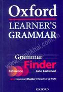 Oxford Learner's Grammar - Grammar Finder (With CD)