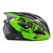 Mũ bảo hiểm Nhám A02N030M Đen xanh lá