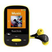 Máy nghe nhạc Sansa Clip Sport 4GB Vàng