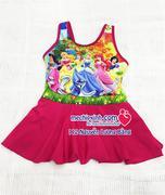 Áo bơi công chúa Disney size 3-8 tuổi