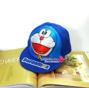 Mũ lưỡi trai 3D nổi Doraemon từ 3-8 tuổi