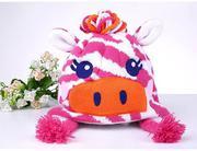 Mũ len GYM dành cho bé từ 6 tháng đến 3 tuổi
