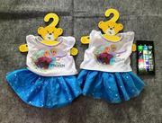Set Áo Đầm Búp Bê Disney Frozen (18in)