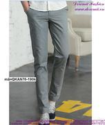 Quần kaki nam phong cách Hàn Quốc lịch lãm QKAN76