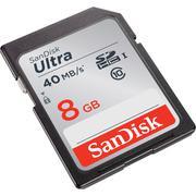 Thẻ nhớ SanDisk 8GB Ultra UHS-I SDHC Memory Card (Class 10)